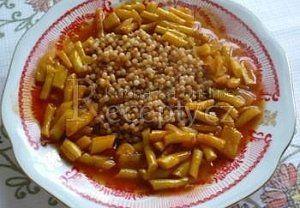Pikantní fazolky
