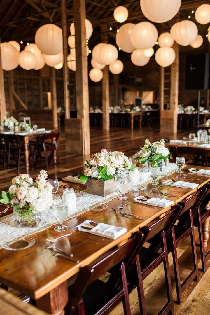 Lovely Rustic Pennsylvania Wedding at The Country
