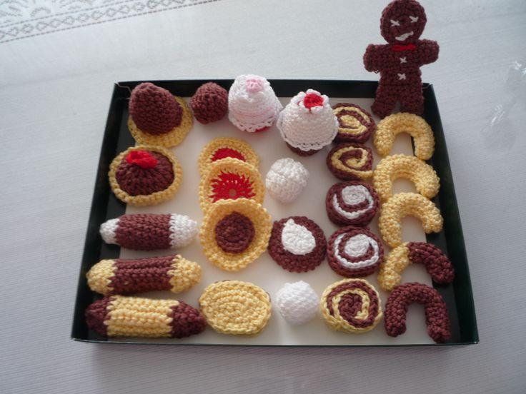 mé tvoření-vánoční cukroví