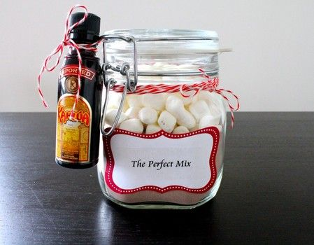 7 unique and affordable #DIY Christmas gift ideas