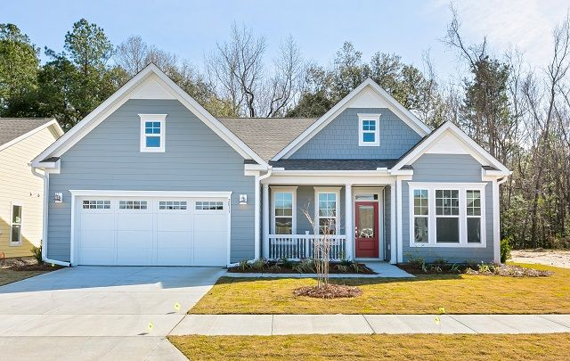 2033 Barn Swallow Rd Lot 1729 Summerville Sc Cresswind Charleston In 2020 One Level Homes Ranch Style Homes Level Homes