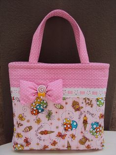 a day of sweet...what a treat - bag
