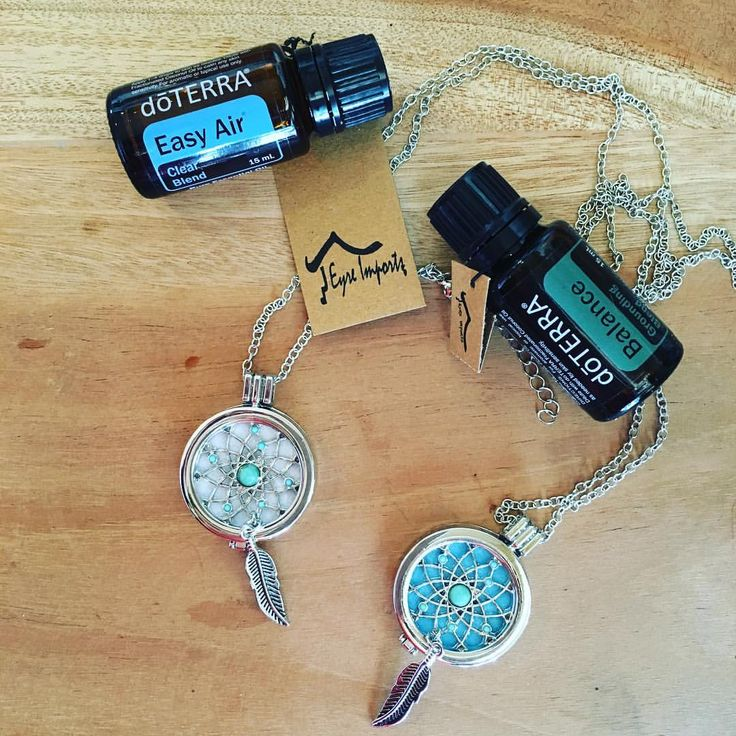 Online eyreimports.com.. Dream all day! Aromatherapy dreamcatchers  pendants.  Turquoise, white & melon 🌸