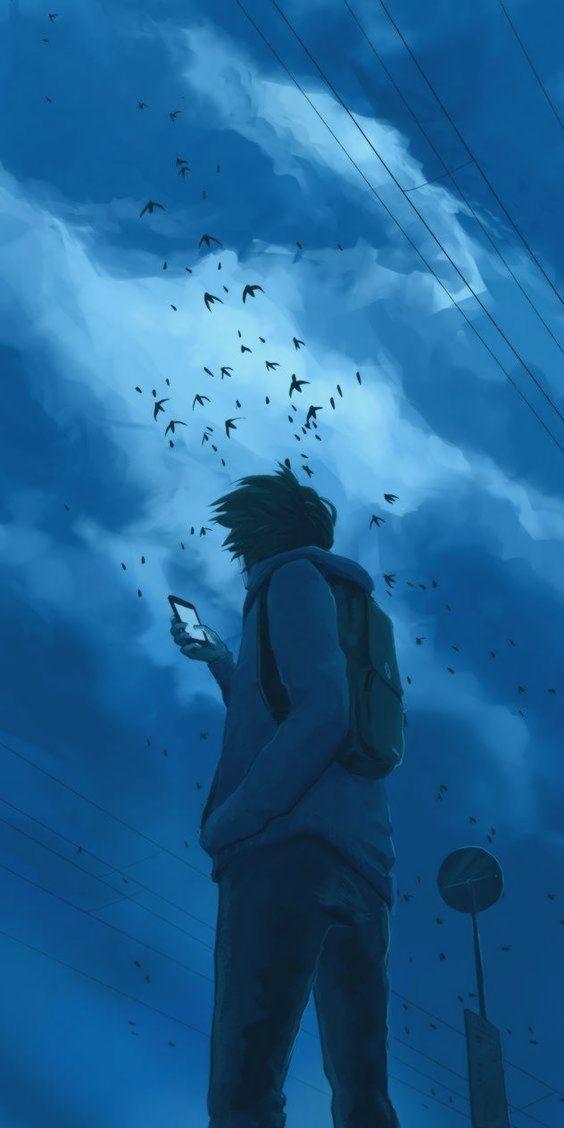 Alone Lover 03040180096 Anime Wallpaper Hd Wallpaper Ideas Anime Animewallpaper Ideas Lo Anime Scenery Wallpaper Anime Scenery Cool Anime Wallpapers