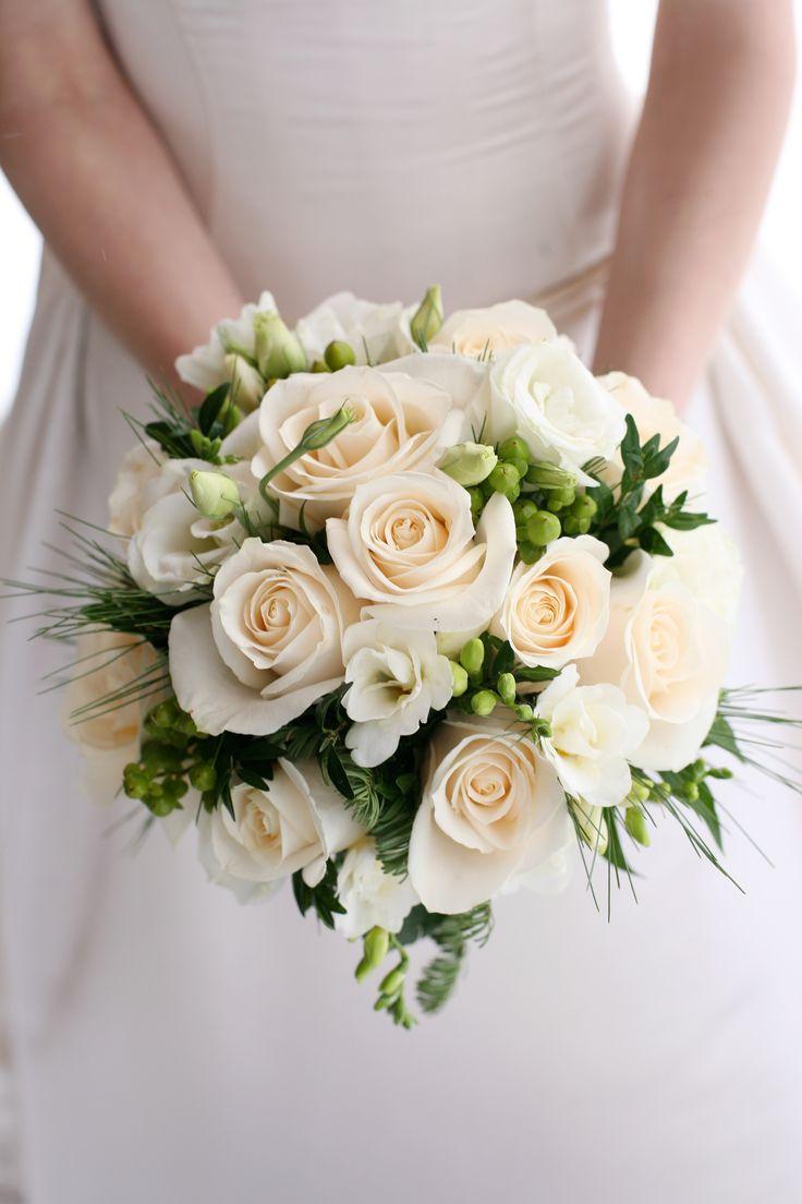 Walter Van Gastel - Trouwdecoratie, bruidsboeket, rozen