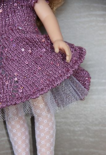 Вяжем Даше. Красное и... / Одежда и обувь для кукол - своими руками и не только / Бэйбики. Куклы фото. Одежда для кукол