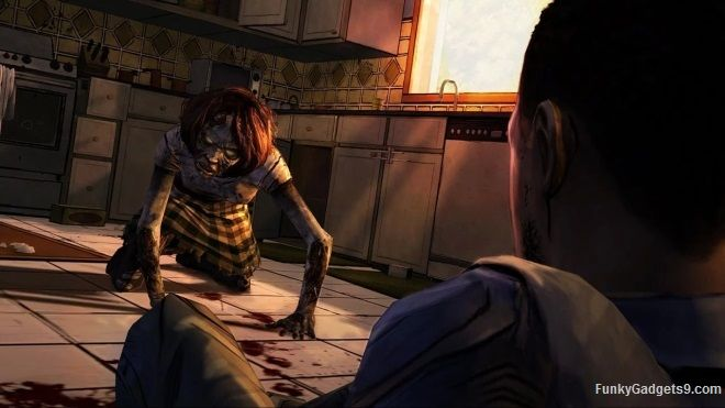 'The Walking Dead Season One' Game is now available on Android