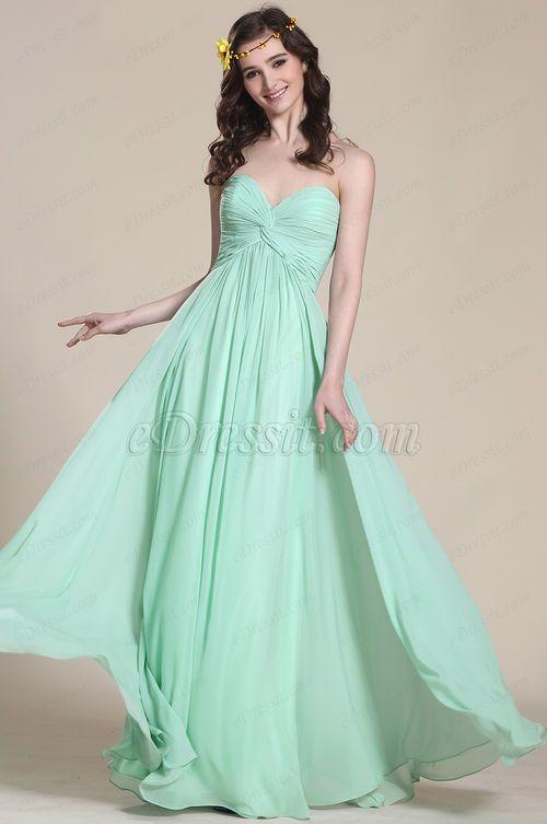 22 besten Brautjungferkleid Bilder auf Pinterest | Brautjungfer ...