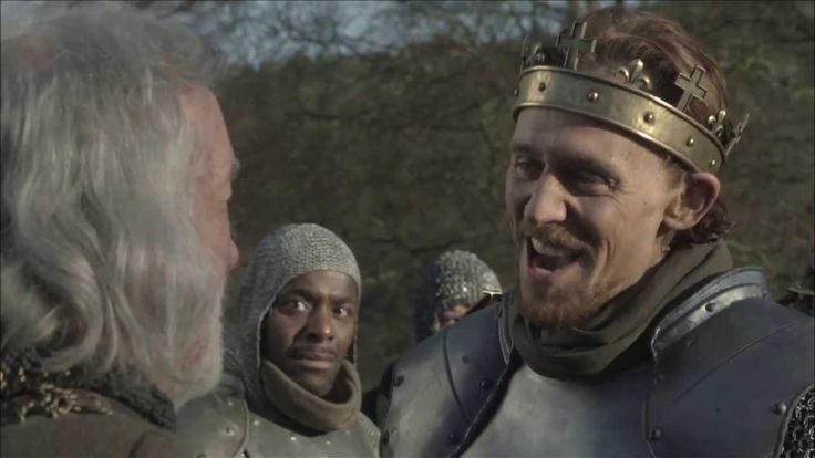 """""""St. Crispin's Day"""" speech from The Hollow Crown: Shakespeare's Henry V 