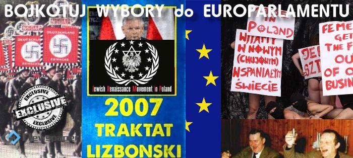 Bydło w drodze na eurowybory, czyli dlaczego wstyd mi za Polaków