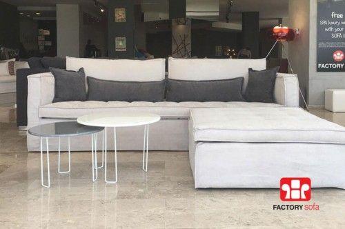 Πολυμορφικό σαλόνι NAXOS SPECIAL EDITION, 2,50m x 2.00m με αδιάβροχο αποσπώμενο ύφασμα σε μεγάλη ποικιλία χρωμάτων.Ελληνικής κατασκευής με την εγγύηση της FactorySofa.