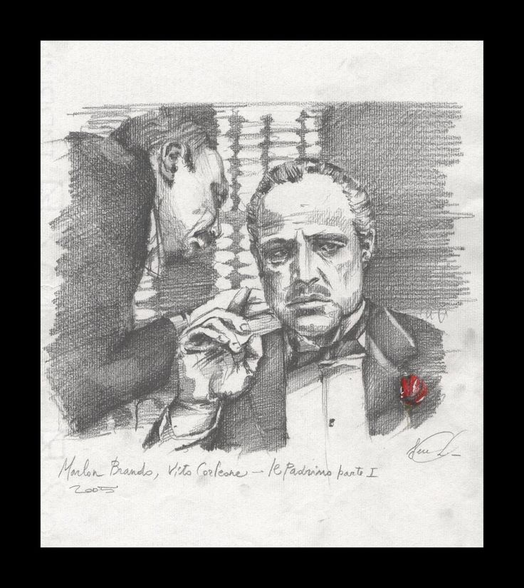 The Godfather © Caleidoscopio Art Project