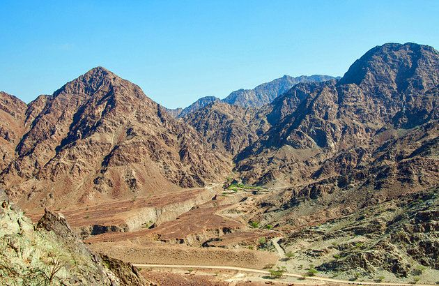 Happy National Day #UAE. #RasAlKhaimah stands out with it's #amazing nature.  #lightfunc #nature #mountains #art