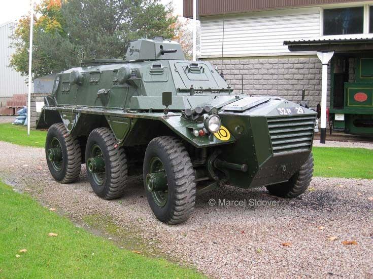 FV603 Alvis Saracen I armoured personnel carrier British Army