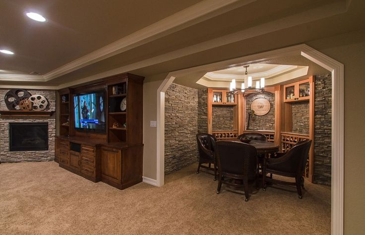 Best Basement Remodels Unique Design Decoration
