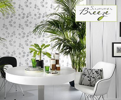 Neue Tapeten Kollektion U0027Summer Breezeu0027 U003eu003c New Wallpaper Collection U0027summer  Breeze