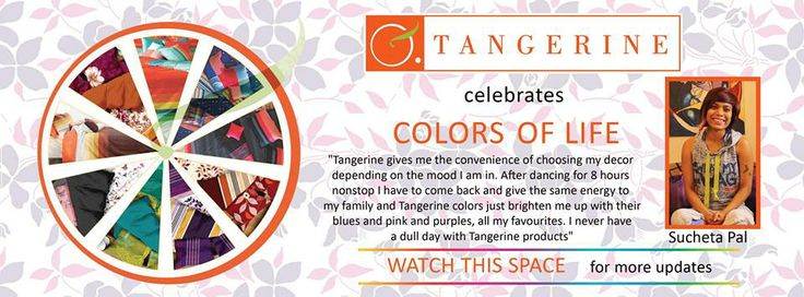 We bring you the Spirit of #TangeirneColorsOfLife with Sucheta Pal who is Zumba Education Specialist & Master Trainer for Zumba in India.