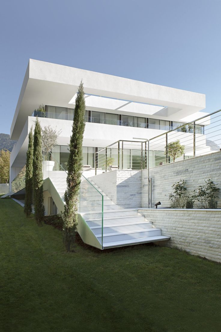22 best Italian Houses images on Pinterest | Contemporary ...