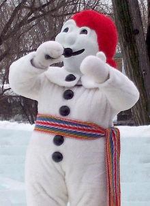 Carnaval de Quebec et Bonhomme