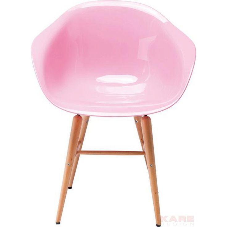 Nice Jetzt Stuhl mit Armlehne Forum Wood Rose direkt vom Hersteller bestellen KARE M bel bequem bestellen Tage R ckgaberecht Kauf auf Rechnung und