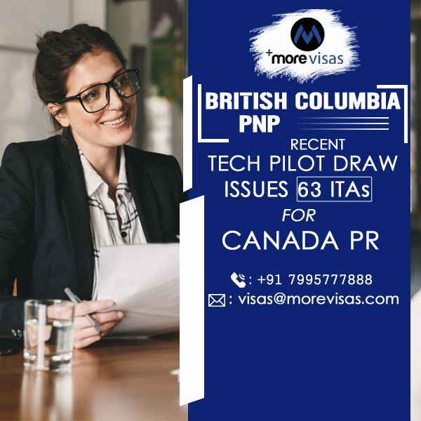 British Columbia Immigration Has Attended The Latest Draw