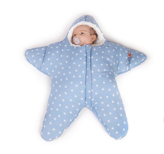 Star sleeping bag