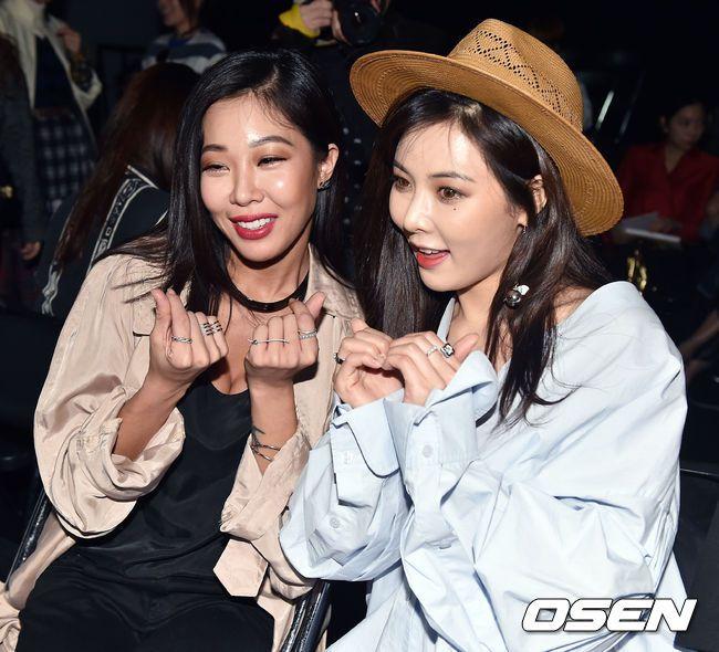 Jessi & HyunA