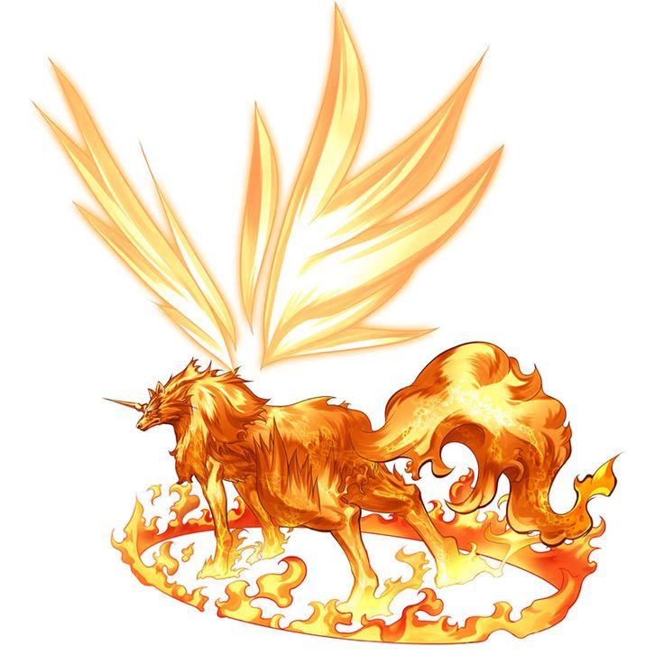 Lang-Gong (Fire) from Arcana Heart 3