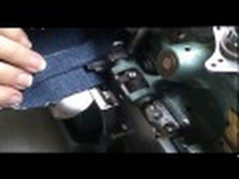 Vídeo-aula (Jeans ) Barra original perfeita - YouTube