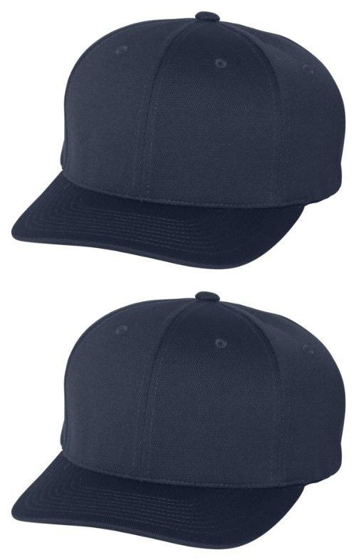 Yupoong 6597 Cool and Dry Sport Cap - Navy - 'L/XL