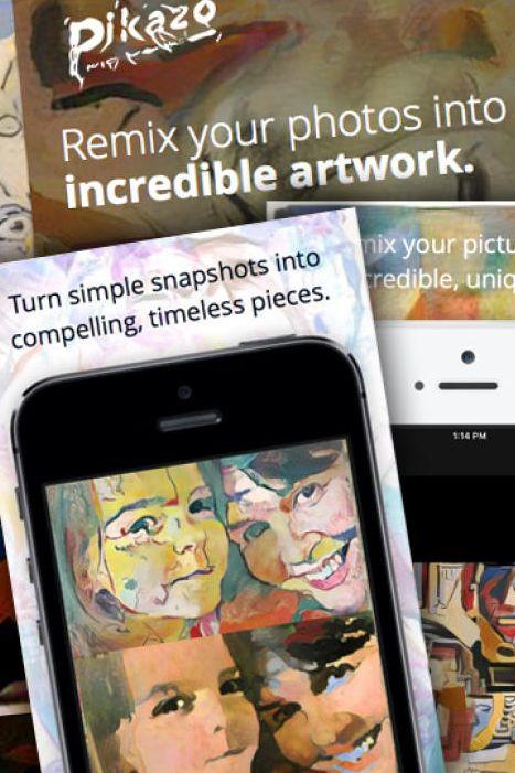 """Aplikacja do edycji zdjęć bije rekordy popularności. """"Symuluje działania zachodzące w korze mózgowej"""". http://tvn24bis.pl/tech-moto,80/pikazo-zapowiada-nowa-generacje-aplikacji-przeksztalcajacych-obrazy,602947.html"""
