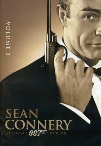 Amazon.com: Sean Connery 007 Collection Volume 2 Ultimate Edition: Sean Connery: Movies & TV