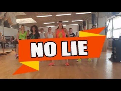 No Lie Sean Paul Ft Dua Lipa Zumba Con Melissa Da Cruz Youtube Sean Paul Lipa Lie