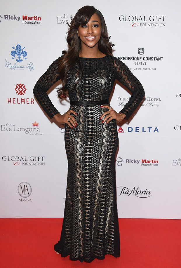Alexandra Burke was confirmed by bosses today after previously being rumoured for the show