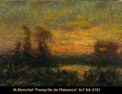 Original oil painting on canevas by Martin Blanchet #MartinBlanchet #originalArtwork #landscape #balcondart #imaginart #MultiArtLtee