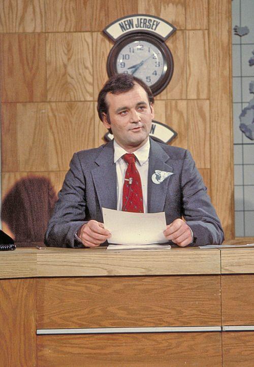 Bill Murray Saturday Night Live | 1977