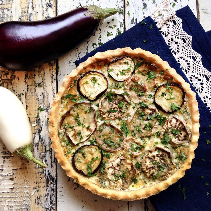 Eggplant Tart by lusya on #kitchenbowl