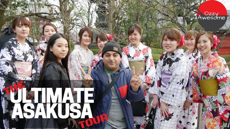 Ultimate ASAKUSA TOKYO Tour! [字幕付」