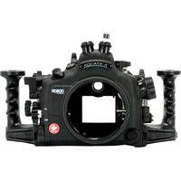 Aquatica AD800 Underwater Housing for Nikon D800 / D800E Digital Camera with Dual Optical Strobe Connectors