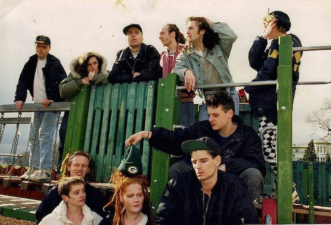 72 Hour Party People: l'histoire du gang qui a organisé les meilleures raves d'Angleterre  | VICE France