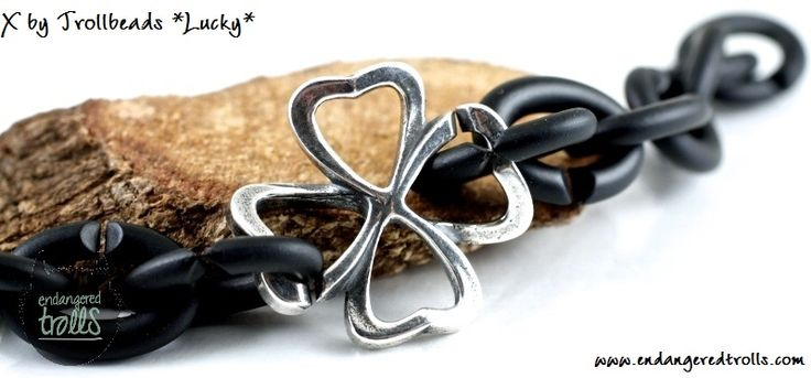 X by Trollbeads Lucky (Spring 2014)