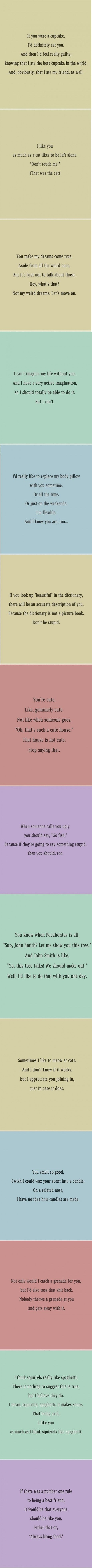 Cute Sayings & Safety Tips ...what?...IKR!