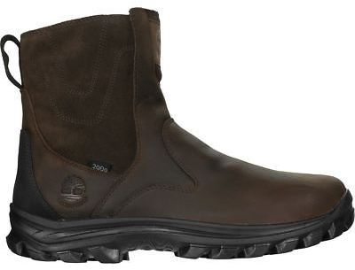 Timberland Chillberg Mid Side Zip Waterproof Insulated Boot - Men's