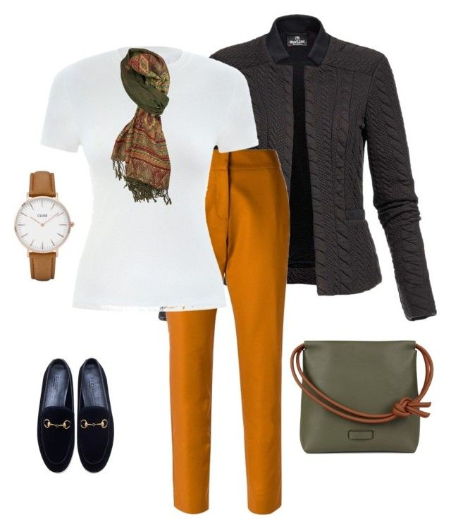 """""""Untitled#180"""" by bidlekerika on Polyvore featuring Andrea Marques, Zimmermann, Gucci, CLUSE and Esin Akan"""