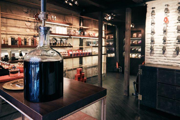 Crime Passionnel niche perfume boutique Copenhagen.