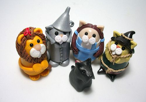 Wizard of Oz Cats   Flickr - Photo Sharing!