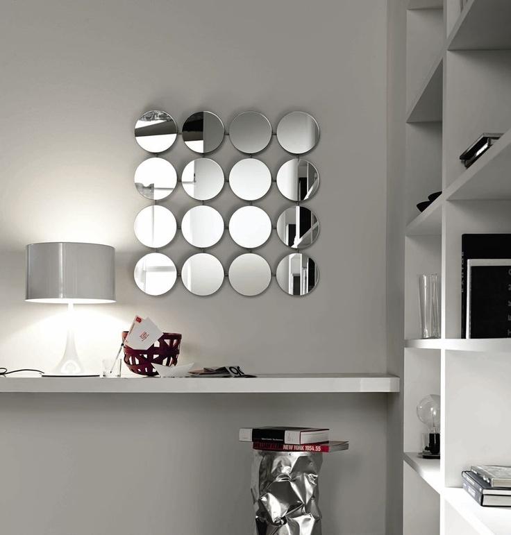 espejo de pared de diseo bungalows por gtgarattoni tonelli design