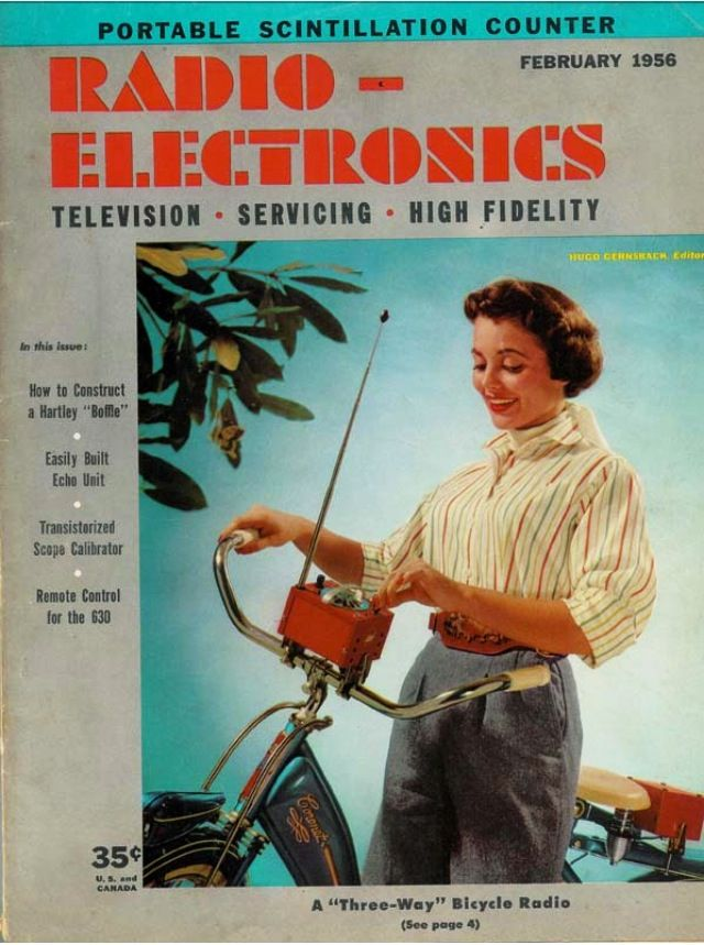 1955 Huffy Radiobike together with Monark Bicycles further Wiring Diagram Symbols Transistor moreover 2010 10 01 archive together with Playhouse Playset Swing Set Plans. on transistor radio for bikes