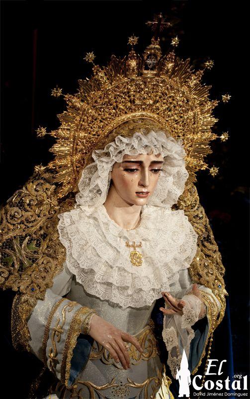 Nuestra Señora de la Salud en San Gonzalo de Triana en Sevilla..