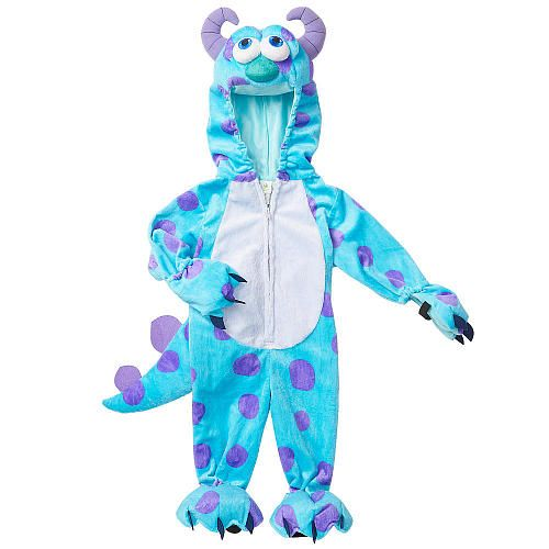 Sulley Toddler Halloween Costume